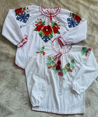 Блузи вишиванки 10-15р.