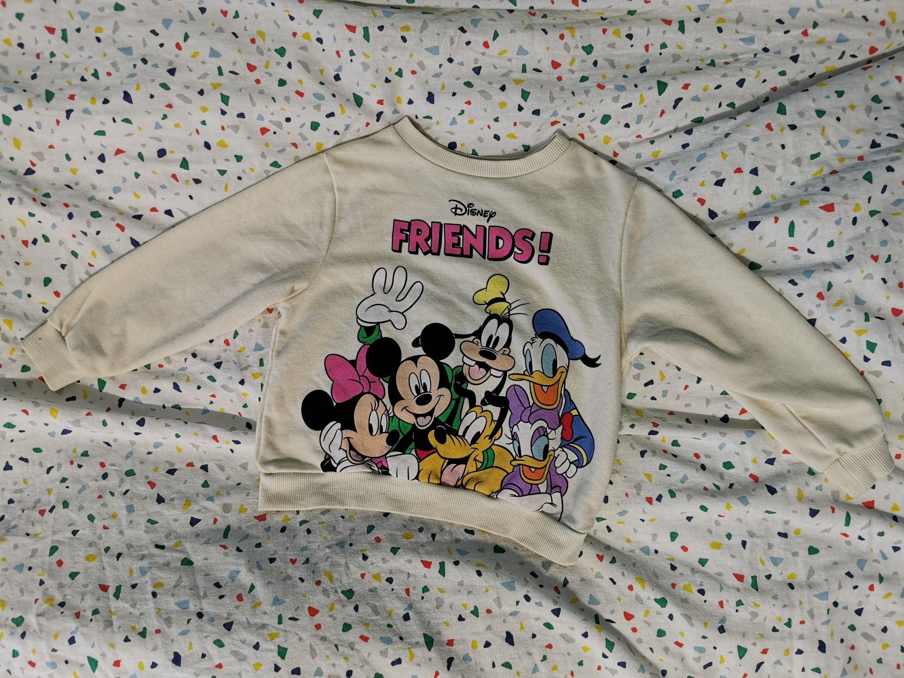 H&M bluza Disney Myszka Miki