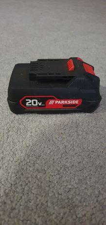 Bateria 20v 2.5A parkside série performance X20