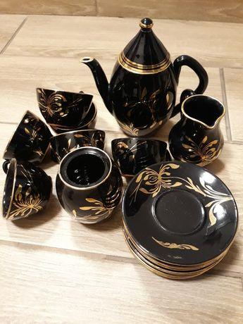 Сервиз кофейный времен СССР (Болгария) керамика,глазурь