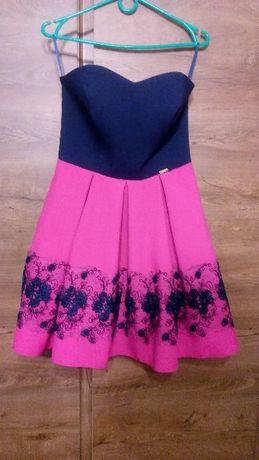 Sukienka NOWA z A&A Collection roz.38 M.