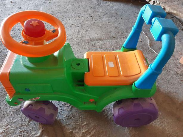 дитячий велосипед - машина