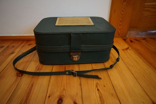 kultowy gramofon adapter Fonica Maestro 2 larytas lata 60 te PRL