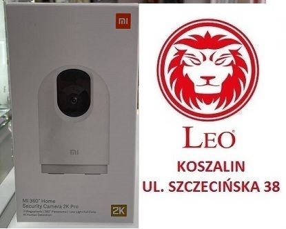 (X) Kamera Mi 360° Home Security Camera 2K Pro (X)