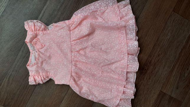 Платье нарядное на 1-1,5года