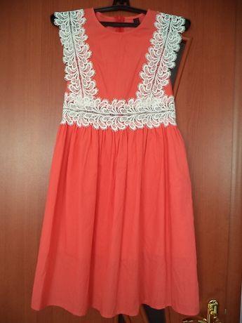 Гарна нарядна сукня