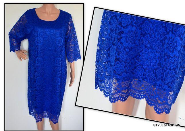 Koronkowa sukienka NOWA rozmiar 50