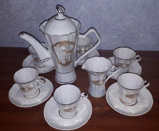 Кофейный сервиз фарфор Коростень
