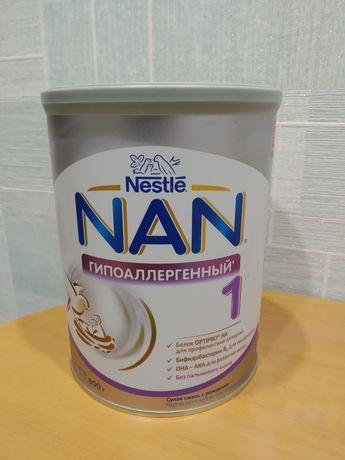 Смесь Nan 1 Гипоаллергенный большая банка 800г.