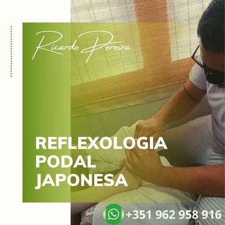 Massagem Reflexologia Podal Japonesa