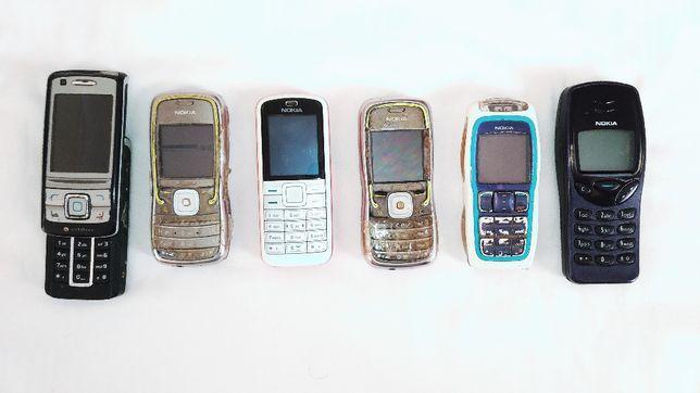Nokia 5500 / Nokia 6280 / Nokia 5070 / Nokia 3220 / Nokia 3210