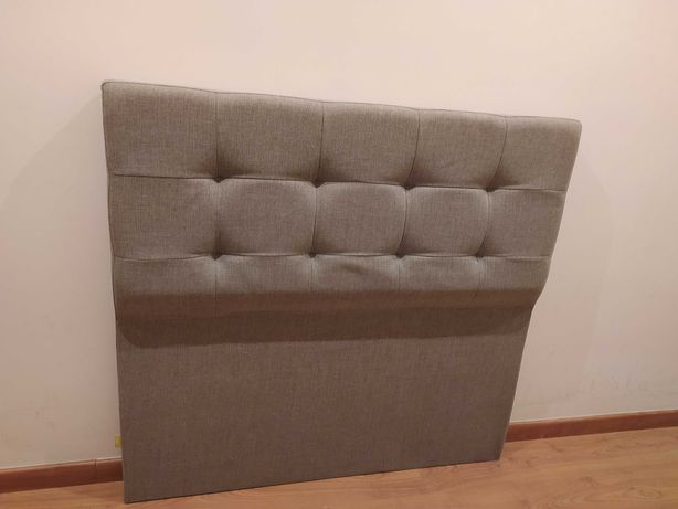 Cabeceira de cama individual