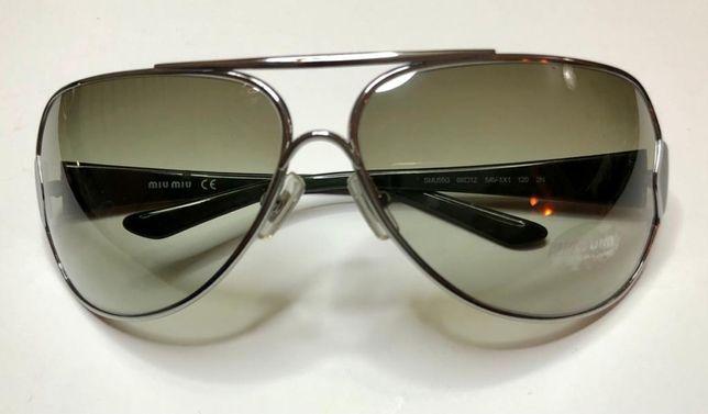 Oculo de Sol Miu Miu Vintage Novo