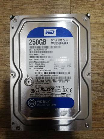 HDD HDD Western Digital 250GB
