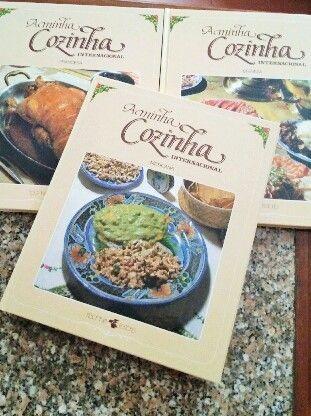 Culinária, 6 exemplares                                .