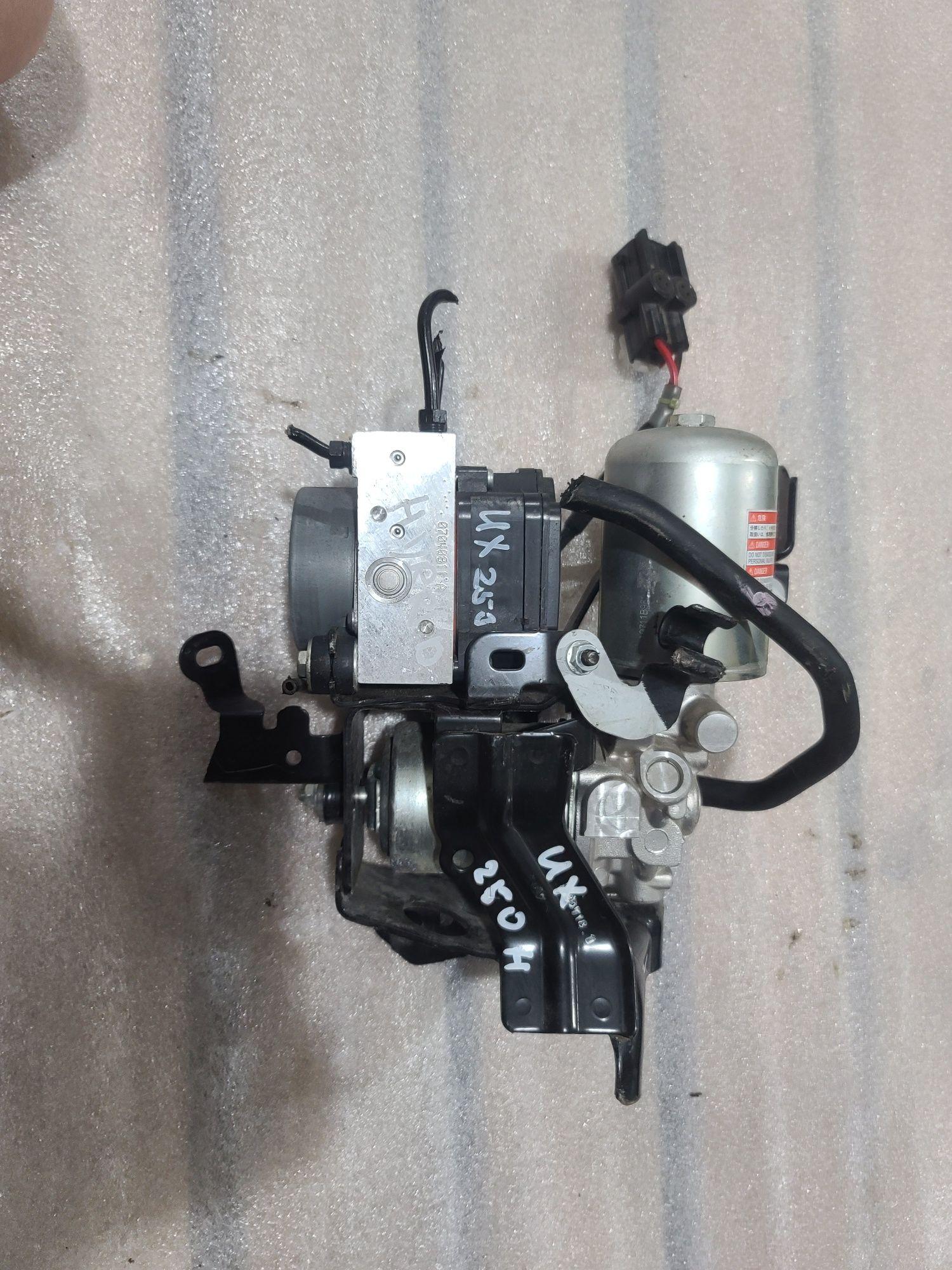 Блок ABS помпа АБС Lexus UX 250H гибрид лексус 44510-76010 ЗАПЧАСТИ