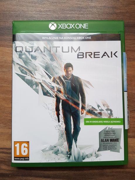 Gra Xbox Quantum Break - stan wzorowy - WYSYŁKA