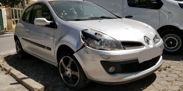 Renault Clio 1.4i 2007, Renault Laguna II 1.9 dCI 2005 Para Peças