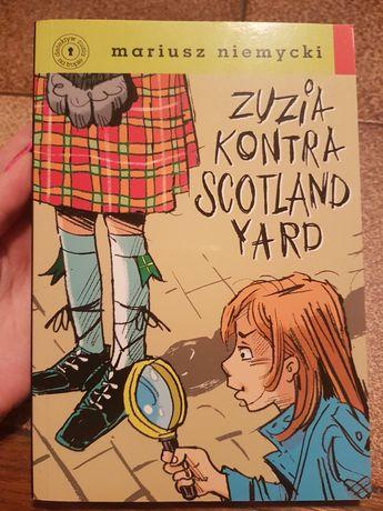 Zuzia kontra scotland yard- Mariusz Niemycki