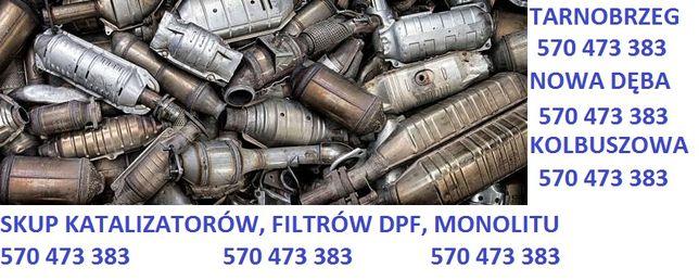 Skup katalizatorów , filtrów dpf , monolitu , Tarnobrzeg , Nowa Dęba