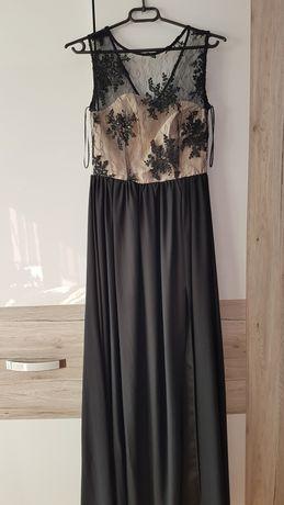 Sukienka wieczorowa damska rozmiar 38
