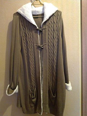 Sweter ciążowy L