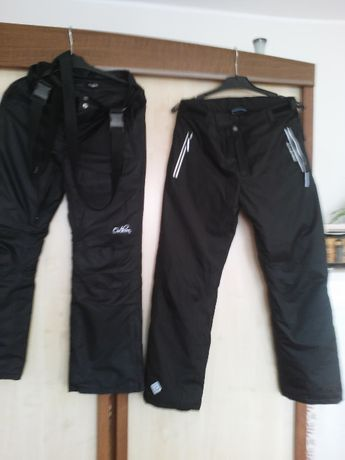 spodnie narciarskie markowe OnThePeak 170cm; Outhorn M i L