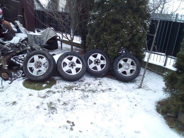 Alu Felgi 15 VW Audi Skoda