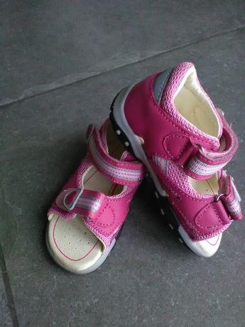 Sandałki dla dziewczynki Lupilu 21 z Niemiec