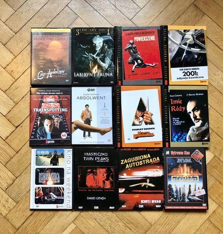 Filmy DVD kultowe - Lynch, Kubrick, Coppola