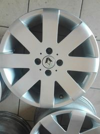 """Felgi Aluminiowe 4x100 Renault 16"""""""