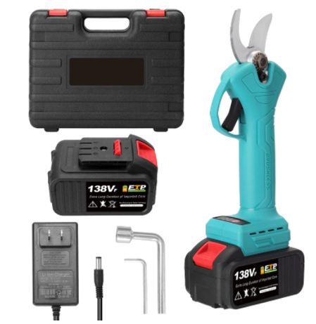 Tesoura Poda Elétrica c/ 2 baterias **envio Grátis**