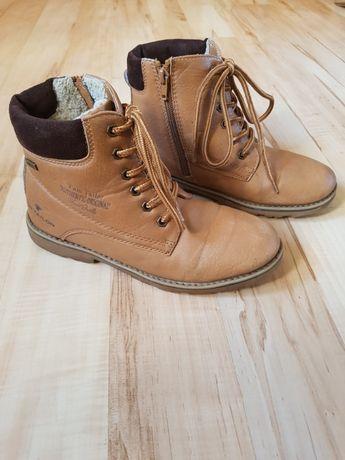 Trapery, buty trekkingowe Tom Tailor rozm. 36