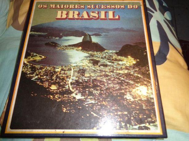 Coleção de 7 cassetes musica Brasileira das Seleções ofereça no NATAL
