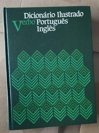 Dicionário Ilustrado Português-Ingles Verbo
