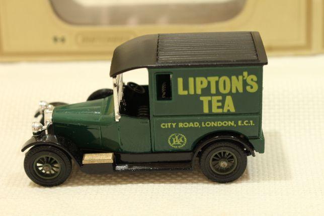 "Carro Y-5 Matchbox Models of Yesteryear 1927 Talbot Van ""LIPTON´s TEA"""