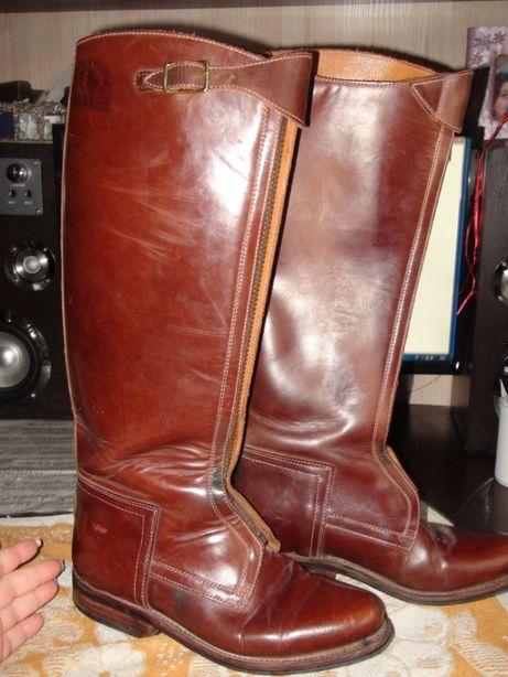 сапоги для конного спорта Polo gear Boot maker сапоги для игры в поло