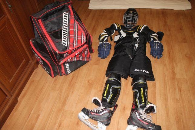 Хоккейная защита для мальчика 12-14 лет.