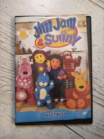 Jim Jam & Sunny bajka edukacyjna DVD