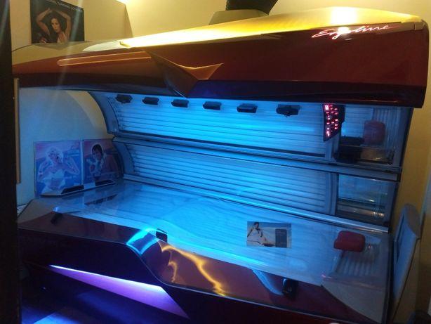 Solarium Ergoline Excellence 800 z lampami
