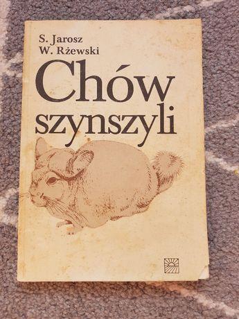 Chów szynszyli S.Jarosz W.Rżewski