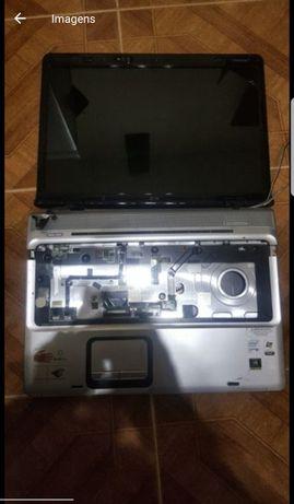 HP DV9000 para peças