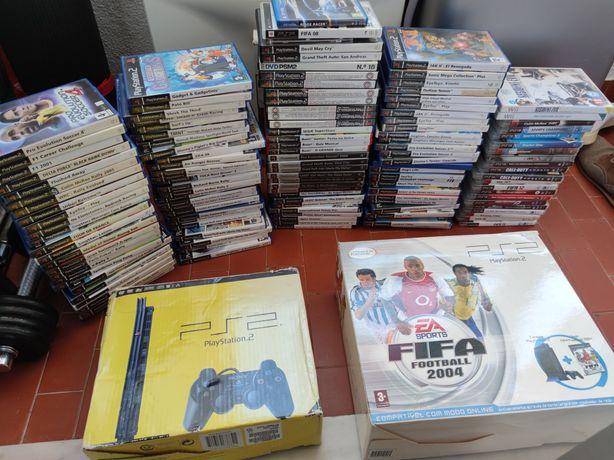 V/ consolas e jogos PS1, PS2, PS3, Nintendo, PlayStation, Clássic mini