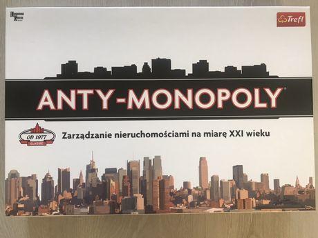 Monopoly gra planszowa Anty monopoly