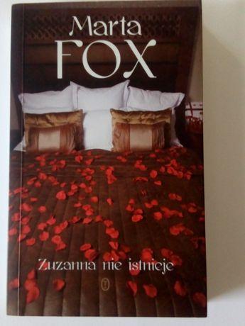 Zuzanna nie istnieje, Marta Fox