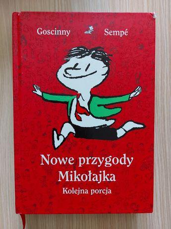 Goscinny i Sempé.  Nowe przygody Mikołaja.