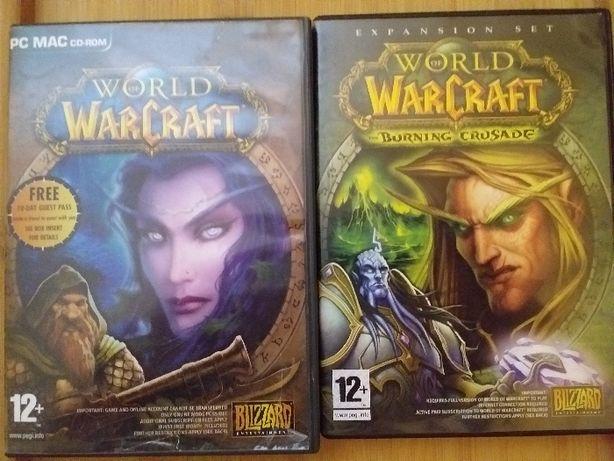 World of Warcraft i World of Warcraft Burning Crusade na PC