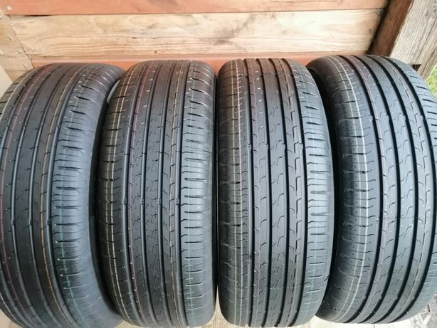 4x 205/55 R17 91V Continental EcoContact6 jak Nowe 2020r
