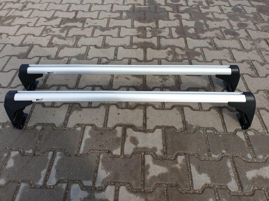 Oryginalny bagażnik dachowy belki VW Passat B6, B7 + instrukcja Ruda Śląska - image 1