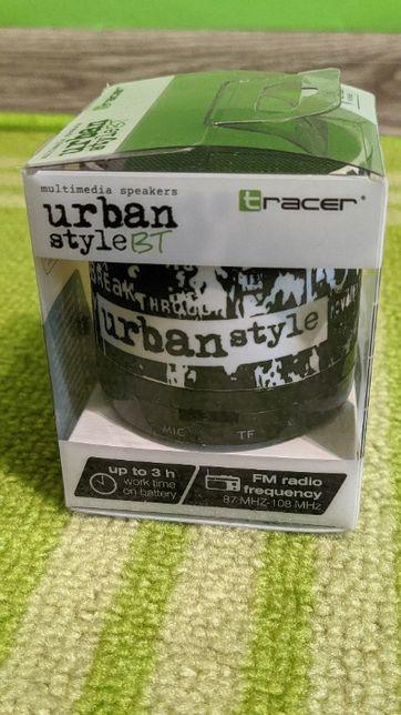 Nowy Głośnik Mobilny TRACER Stream Urban Style